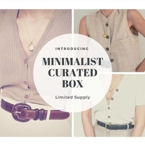 Minimalist Curated Style Box 🌼 Intro Pricing